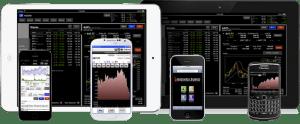 אפליקציה - אינטראקטיב ברוקרס ישראל