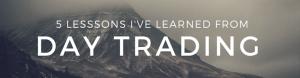 5 טיפים למסחר יומי במניות