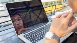 סוחר בבורסה