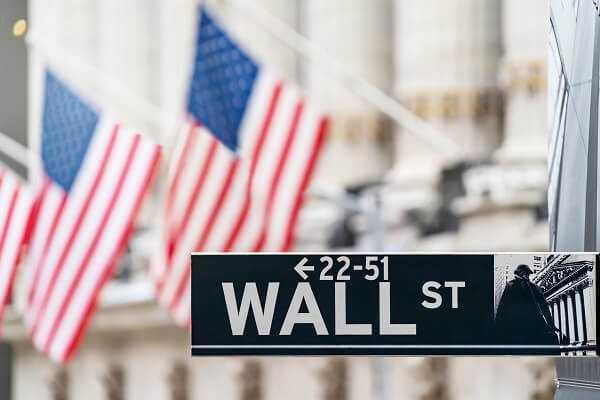 תמונה מ wall street מדד S&P500