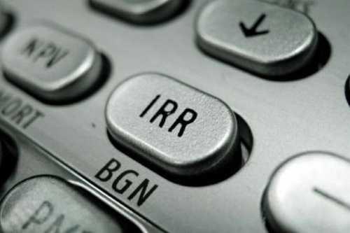 שיעור תשואה פנימי IRR